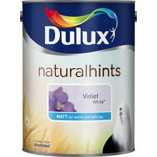 Dulux Violet White- Matt- 5L